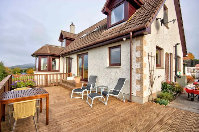 4 bed detached house for sale in 2 Cherry Grove, Bonar Bridge, Sutherland IV24