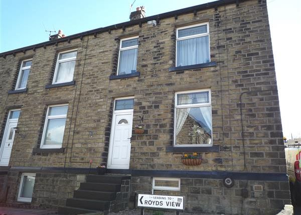 Thumbnail End terrace house for sale in Colne View Off Royd House, Linthwaite, Huddersfield