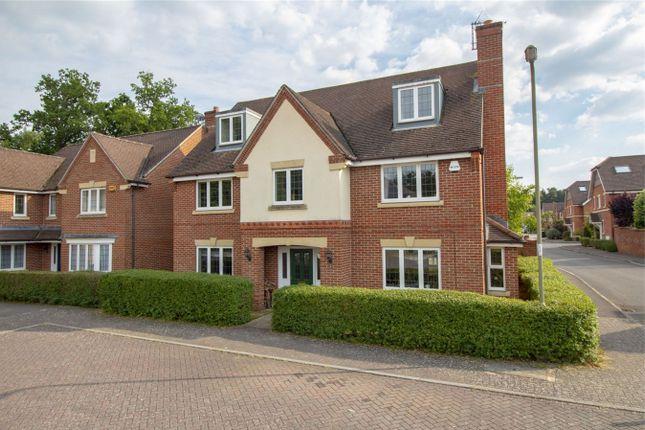 Thumbnail Detached house for sale in Harrow Road, Fleet