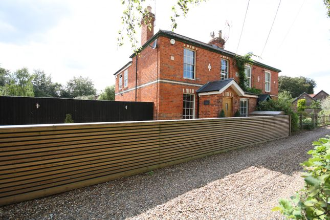 Thumbnail Semi-detached house for sale in Woodside Cottage, School Lane, Stoke Row, Henley On Thames