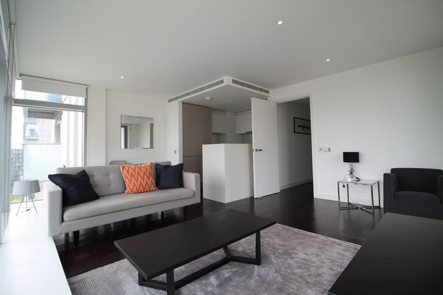 Thumbnail Flat to rent in Pan Peninsula Square, West Tower, London