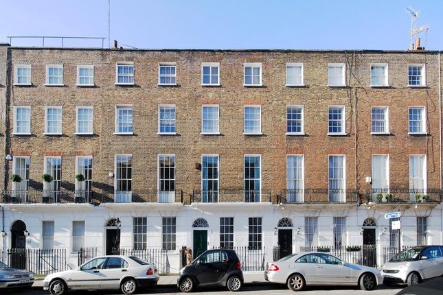 Thumbnail Terraced house for sale in Upper Montagu Street, London