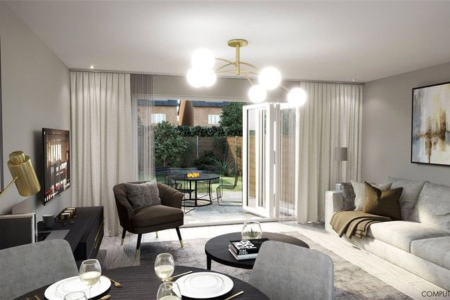 3 bed terraced house for sale in Stratford Place, Stratford Road, Solihull, West Midlands B90