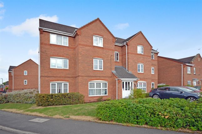 Thumbnail Flat for sale in Firedrake Croft, Lower Stoke, Coventry
