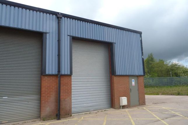 Thumbnail Industrial to let in Unit 1 Innovation House, Browning Way, Winsford