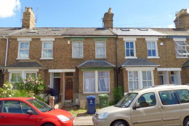 Thumbnail Terraced house to rent in Marlborough Road, City Centre, Oxford