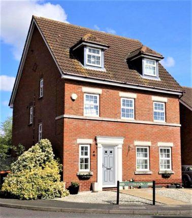 Thumbnail Detached house for sale in Middleton Way, Leighton Buzzard