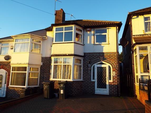 Thumbnail Semi-detached house for sale in Farrington Road, Birmingham, West Midlands
