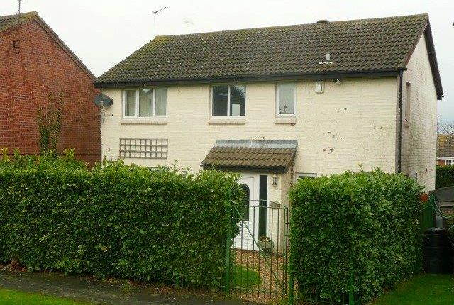 Thumbnail Detached house to rent in Curtis Mews, Wellingborough