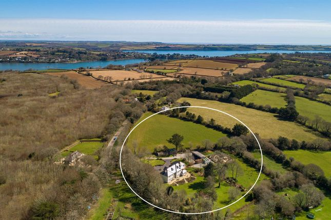 Thumbnail Detached house for sale in Angarrick, Mylor, Falmouth