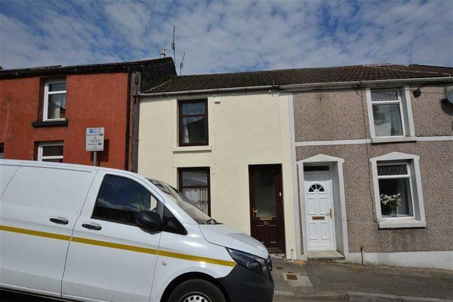 Thumbnail Terraced house to rent in Morgan Street, Aberdare, Rhondda Cynon Taff
