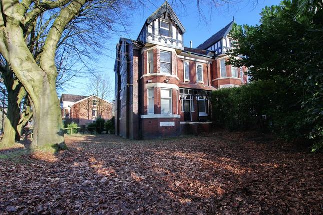 Thumbnail Semi-detached house for sale in Prestwich Park Road South, Prestwich, Manchester