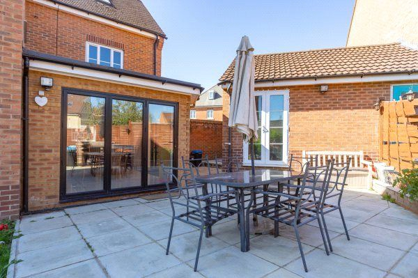 Patio Area of Gloucester Avenue, Shinfield, Reading RG2