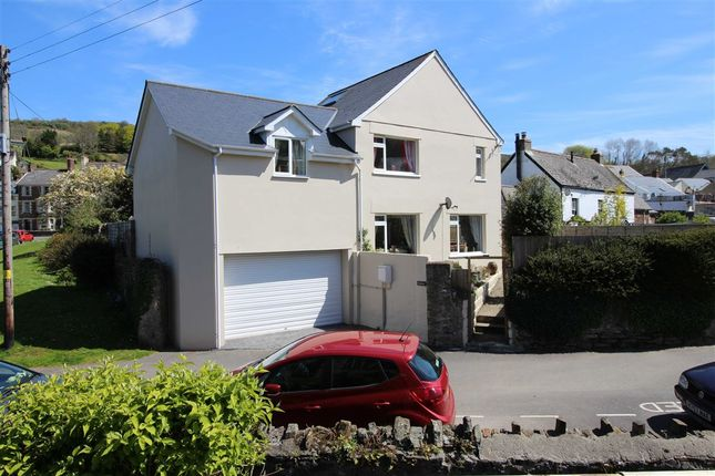 Thumbnail Detached house for sale in Bowling Green, Combe Martin, Ilfracombe