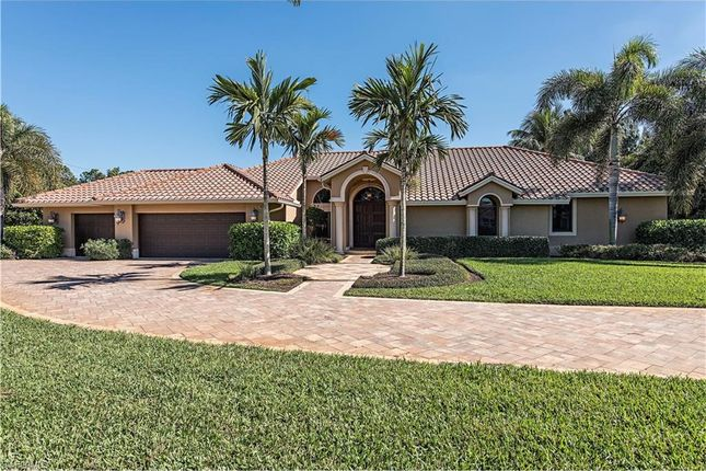 Thumbnail Property for sale in 692 Carica Rd, Naples, Fl, 34108
