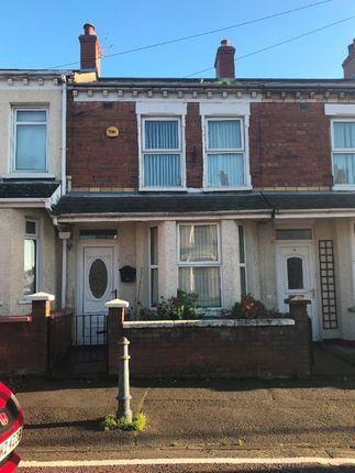Thumbnail Terraced house for sale in London Road, Belfast