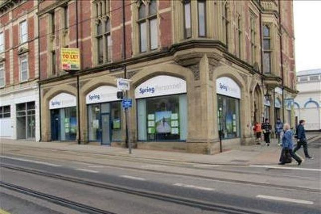 Thumbnail Restaurant/cafe to let in 2 Church Street, Sheffield