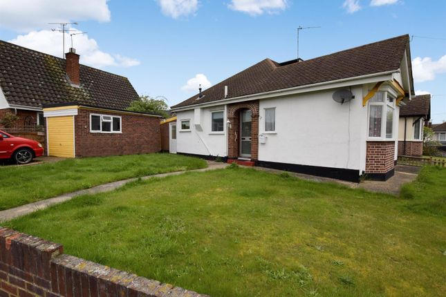Thumbnail Detached bungalow for sale in Burnside Crescent, Broomfield, Chelmsford