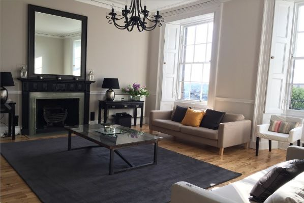 Flat to rent in Moray Place, Edinburgh