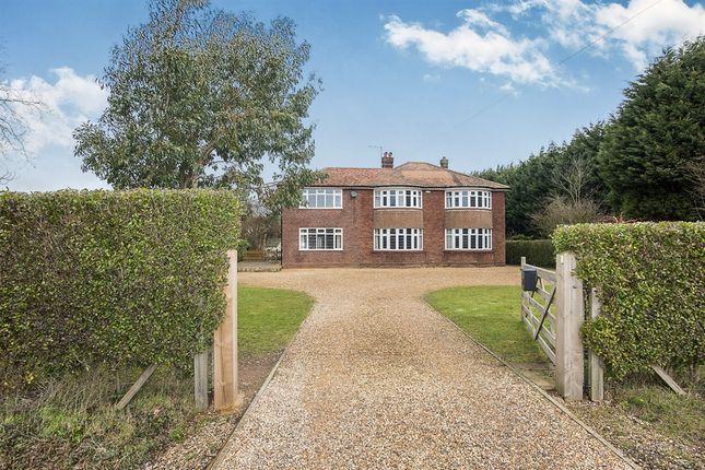 Thumbnail Detached house for sale in Bridge Road, Long Sutton, Spalding