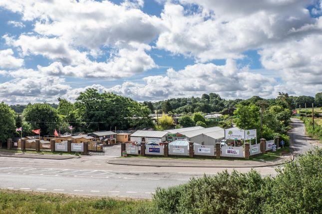 Industrial for sale in Sevenoaks Garden Centre, Dryhill Lane, Sunridge, Sevenoaks