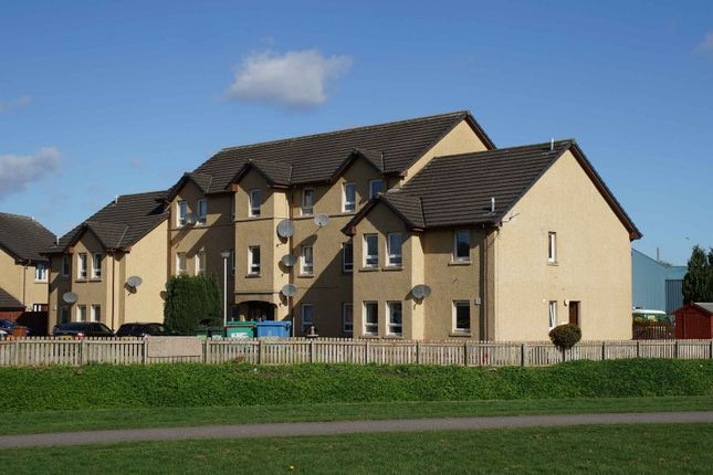 Thumbnail Flat for sale in Ashgrove Square, Elgin, Moray