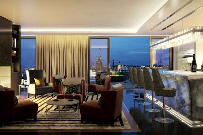 Thumbnail Property for sale in The Corniche, London