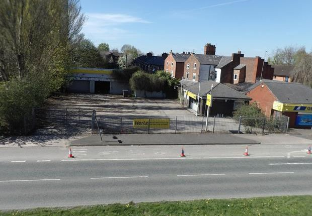 Thumbnail Land to let in 1246 Chester Road, Stretford, Greater Manchester