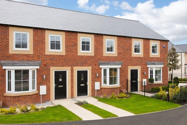 """Thumbnail Terraced house for sale in """"Bowland"""" at Mitton Road, Whalley, Clitheroe"""