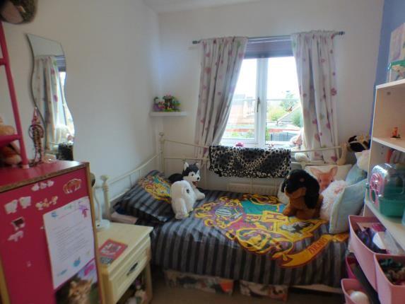 Bedroom 3 of Warneford Way, Leighton Buzzard, Bedfordshire LU7