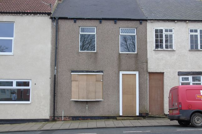 Terraced house for sale in Front Street East, Haswell, Durham