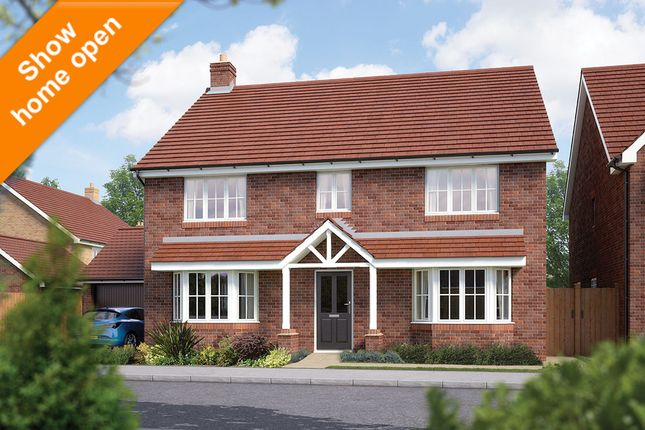 """Thumbnail Detached house for sale in """"The Winchester"""" at Campton Road, Shefford"""