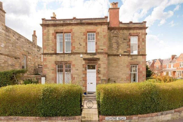 Thumbnail Detached house to rent in Lomond Road, Trinity, Edinburgh