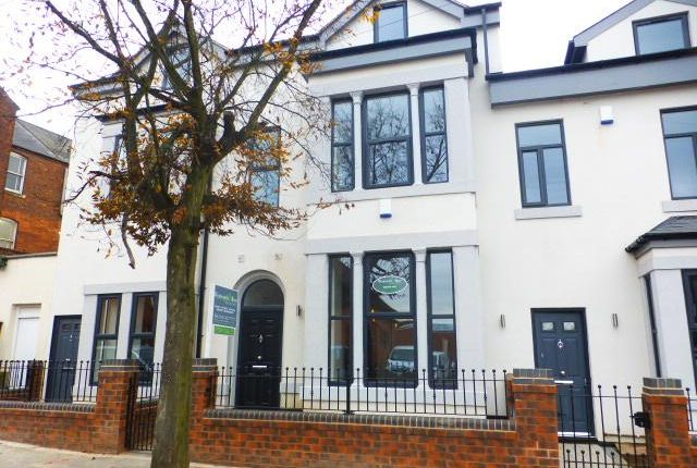 Thumbnail Mews house for sale in Albany Road, Harborne, Birmingham