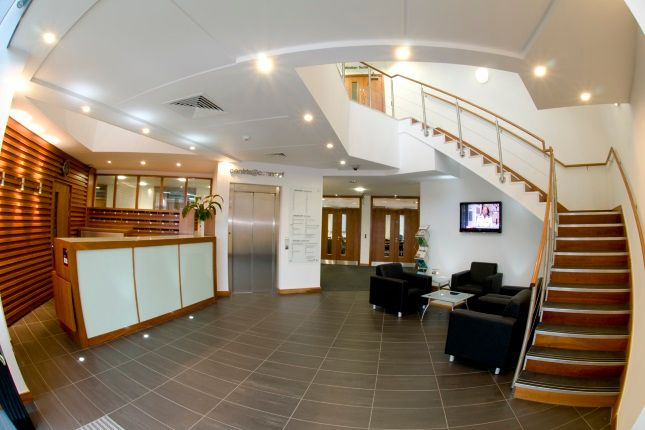 Office to let in Tate 15 Centrix@Connect, Connect Business Village, 24 Derby Road, Liverpool