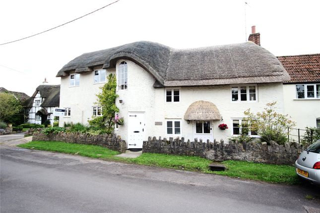 Thumbnail Semi-detached house for sale in Martins Road, Keevil, Wiltshire