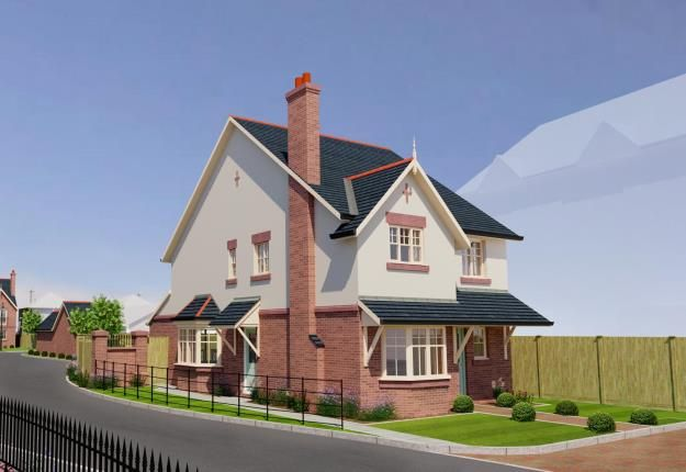 Thumbnail Detached house for sale in Minshull Court, Chesterfield Road