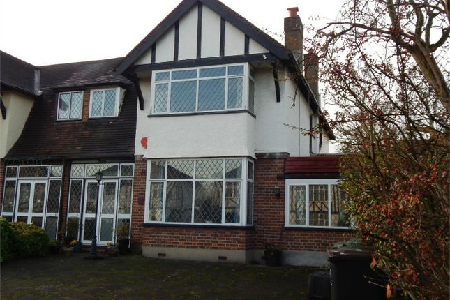 Thumbnail Semi-detached house for sale in Kent House Road, Beckenham, Kent