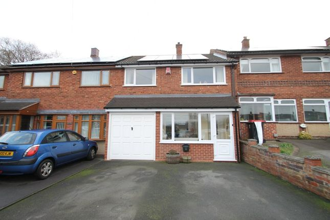 Thumbnail Terraced house for sale in Allens Close, Baddesley Ensor, Atherstone