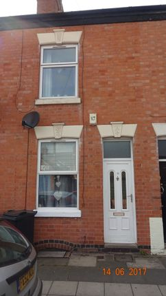 Thumbnail Terraced house for sale in Carlisle Street, Leicester
