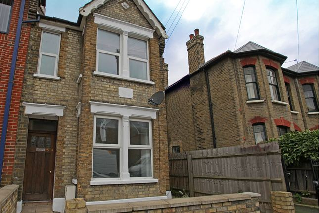 Thumbnail End terrace house to rent in Westbury Road, Walthamstow