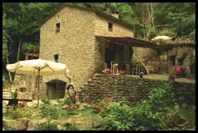 Property for sale in The Giacinto Mill, Bibbiena, Tuscany