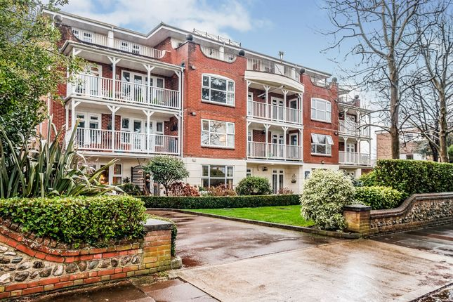 Thumbnail Flat for sale in Downview Road, Worthing