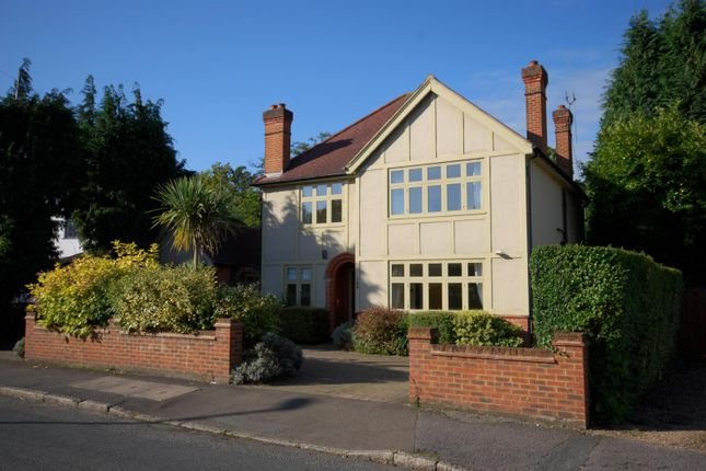 Thumbnail Detached house to rent in West Grove, Hersham, Walton-On-Thames