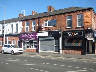 Thumbnail Retail premises for sale in Broadstone Road, Reddish, Stockport