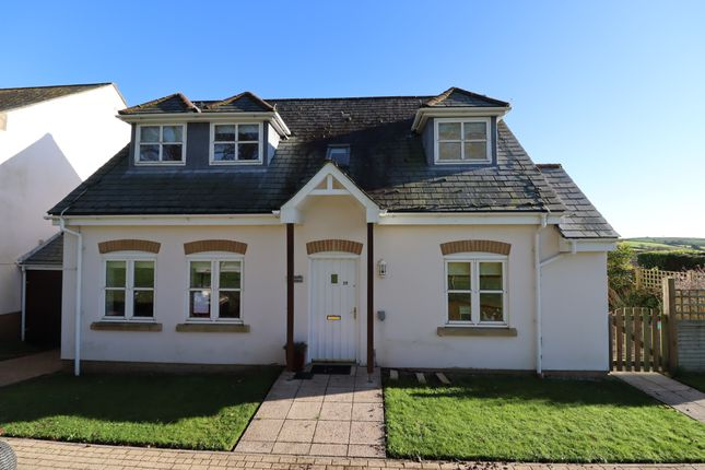 Thumbnail Detached house for sale in 39 Roseland Parc, Lamorran Cottage, Roseland Parc, Truro, Cornwall