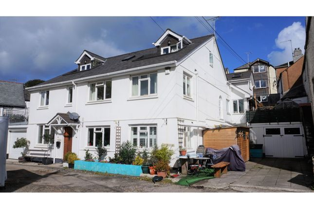 Thumbnail Semi-detached house for sale in The Quay, Calstock