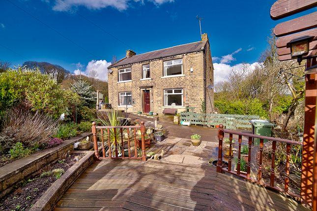 Thumbnail Semi-detached house for sale in Upper Clough, Linthwaite, Huddersfield