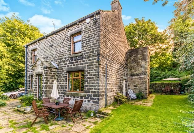 Thumbnail Detached house for sale in Clough Bottom, Uppermill, Saddleworth, Greater Manchester