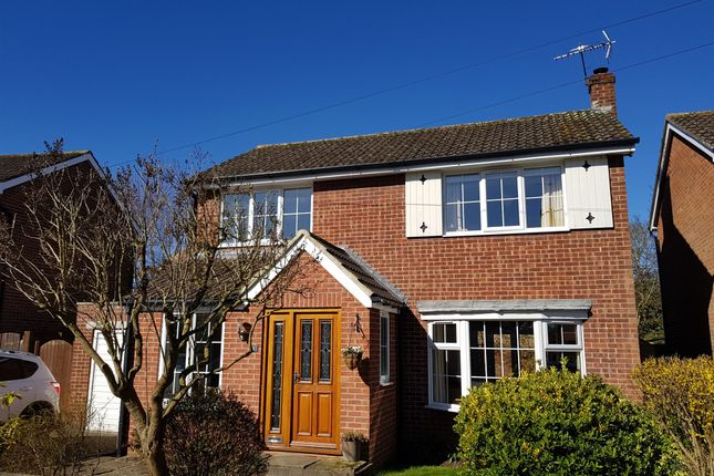Thumbnail Detached house for sale in Norfolk Gardens, Tockwith, York